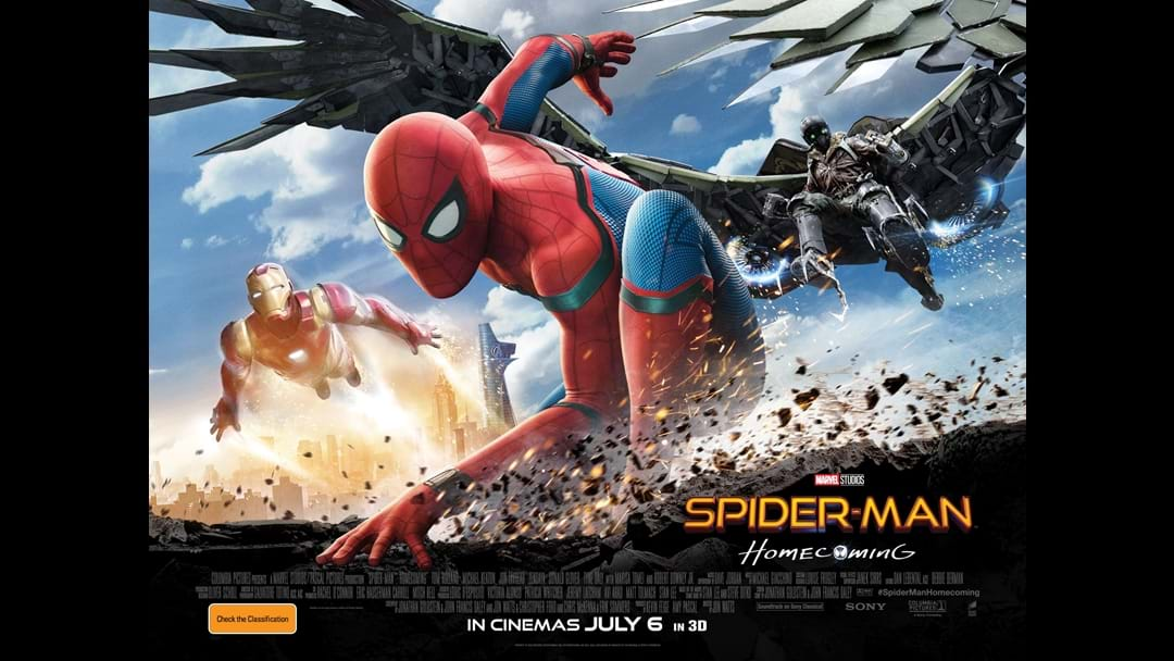 Spiderman Homecoming - Gold Class Screening