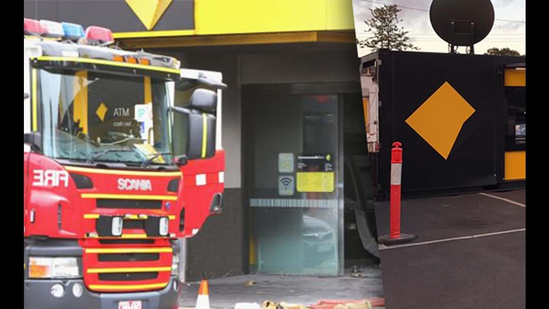 Commonwealth Bank Unveil Clever Temporary Solution For Springvale