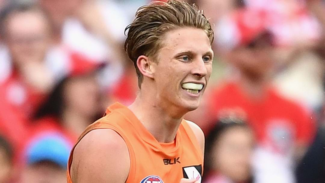 Whitfield Re-Signs With GWS