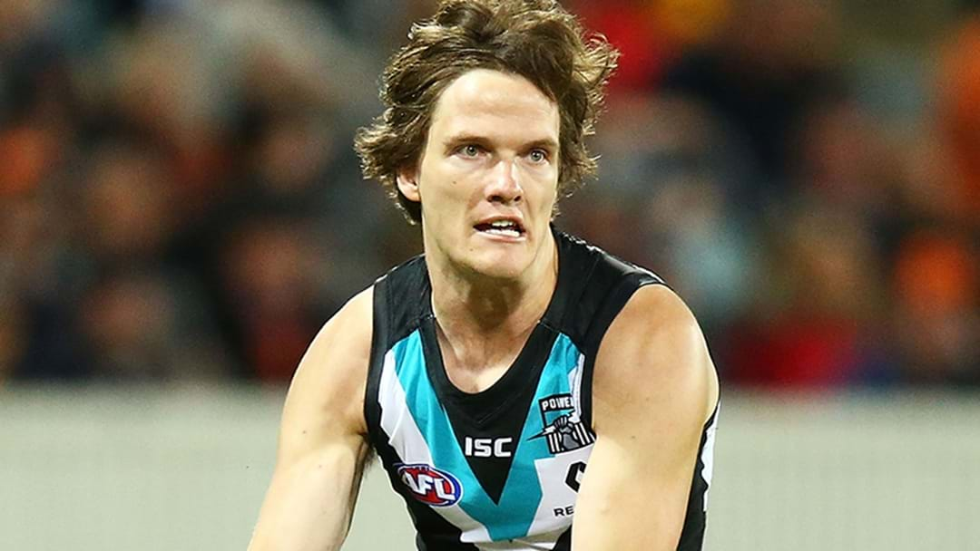 Late Injury To Jared Polec Sours Port Adelaide's Win