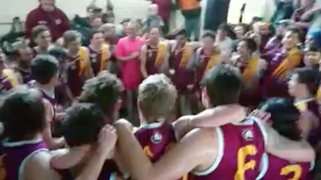 Local Geelong Footy Team Snaps Four Year Losing Streak