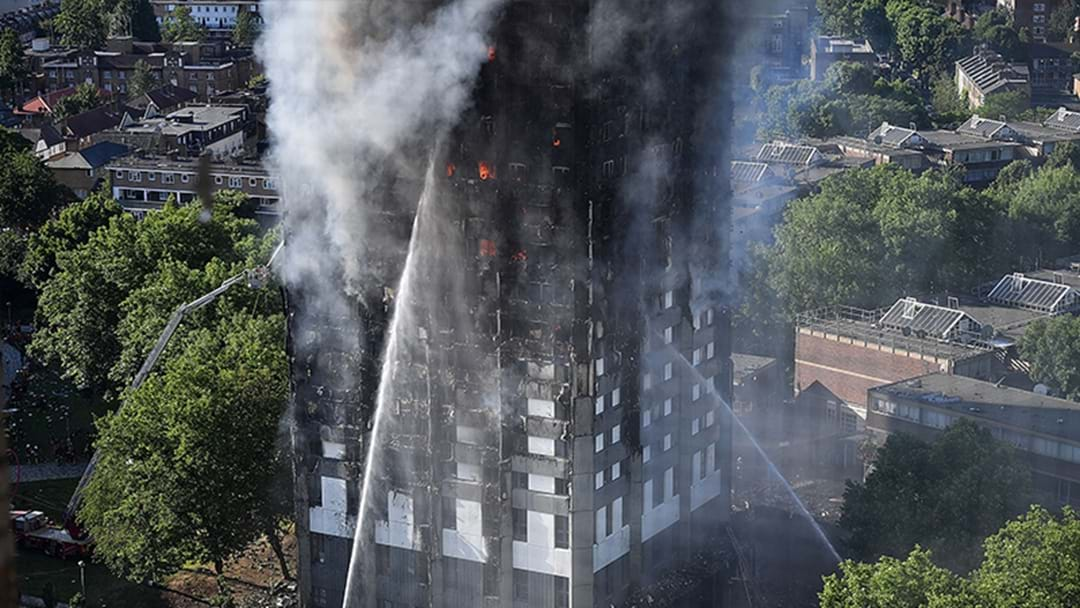 Thousands Evacuated Following Grenfell Tower Fire