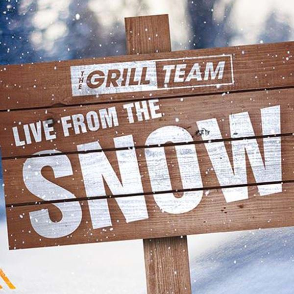 The Triple M Grill Team LIVE from Thredbo!