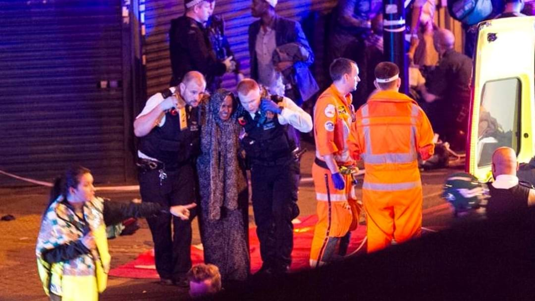 One Dead In London Attack