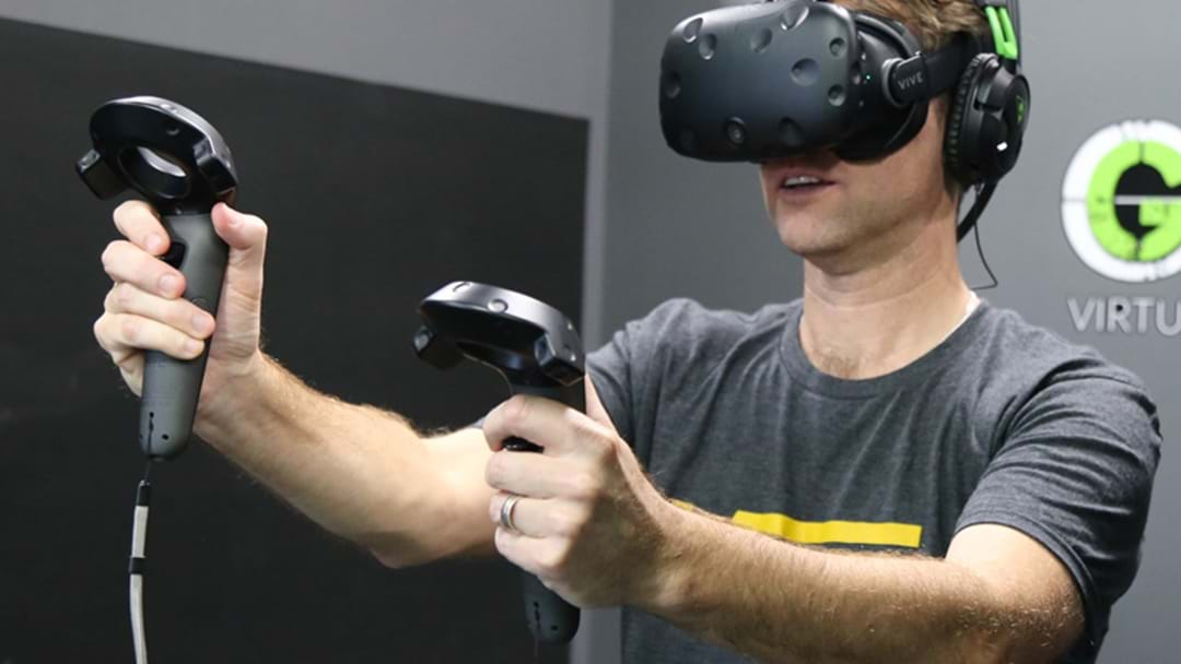 Perth Has A New VR Gaming Place And We Didn't Even Know