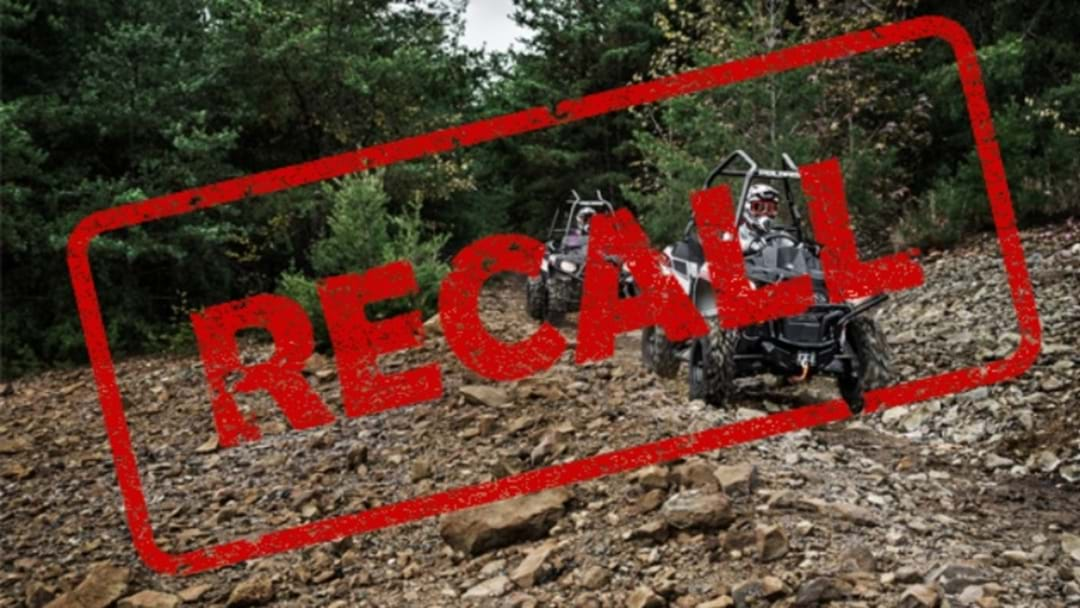 Asbestos Found In 12 Quad Bike Models