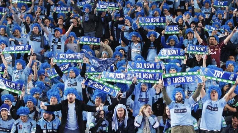 State Of Origin II Forecast Will It Rain On The Blues&#39 Parade