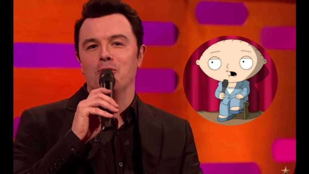 Seth MacFarlane Sings Cyndi Lauper Songs As 'Family Guy' Characters