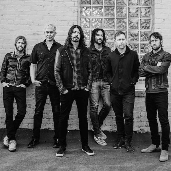 Foo Fighters Release Brand New Album