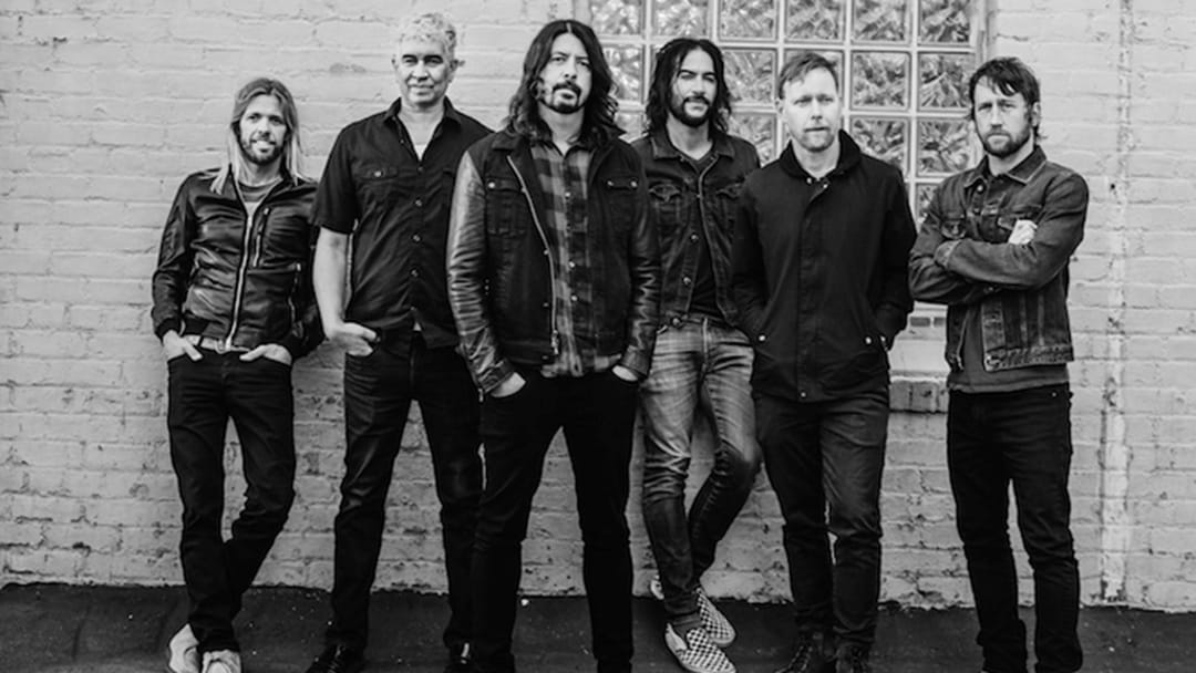 Foo Fighters Announce New Album And Music Festival