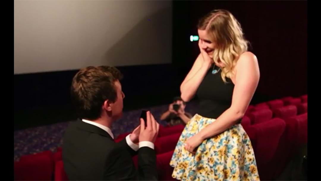 This Aussie Has Raised The Bar In Marriage Proposals. The Bastard.