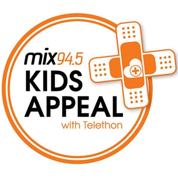 mix94.5's Kids Appeal with Telethon