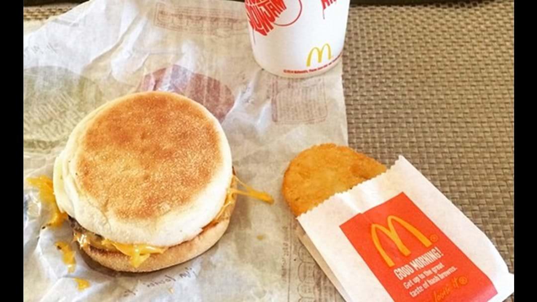 Macca's Announce MAJOR CHANGE To Breakfast Menu