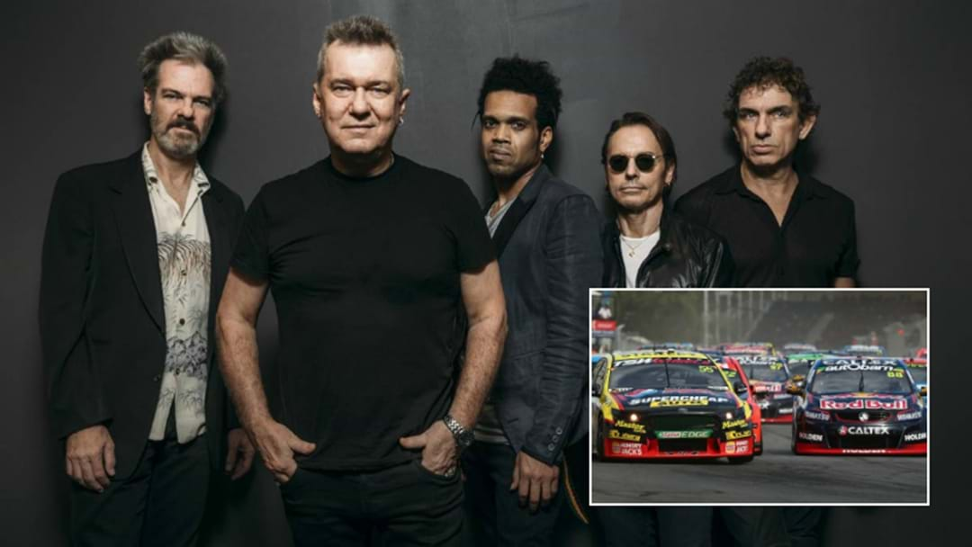 CONFIRMED: Cold Chisel To Rock The Supercars