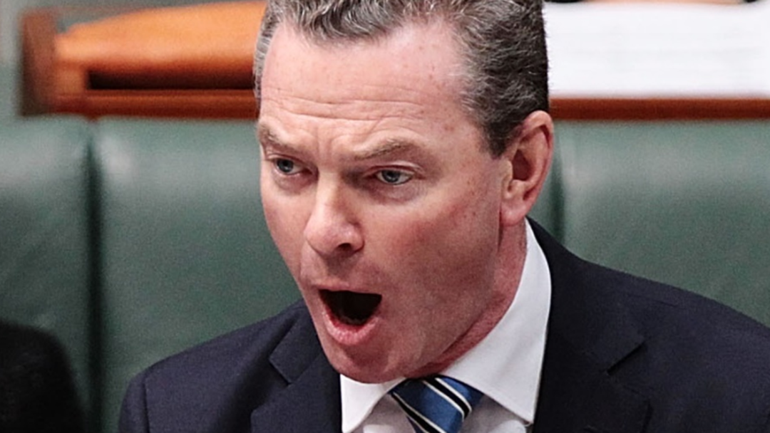 Christopher Pyne Suggests Marriage Equality In Australia Isn't Far Off