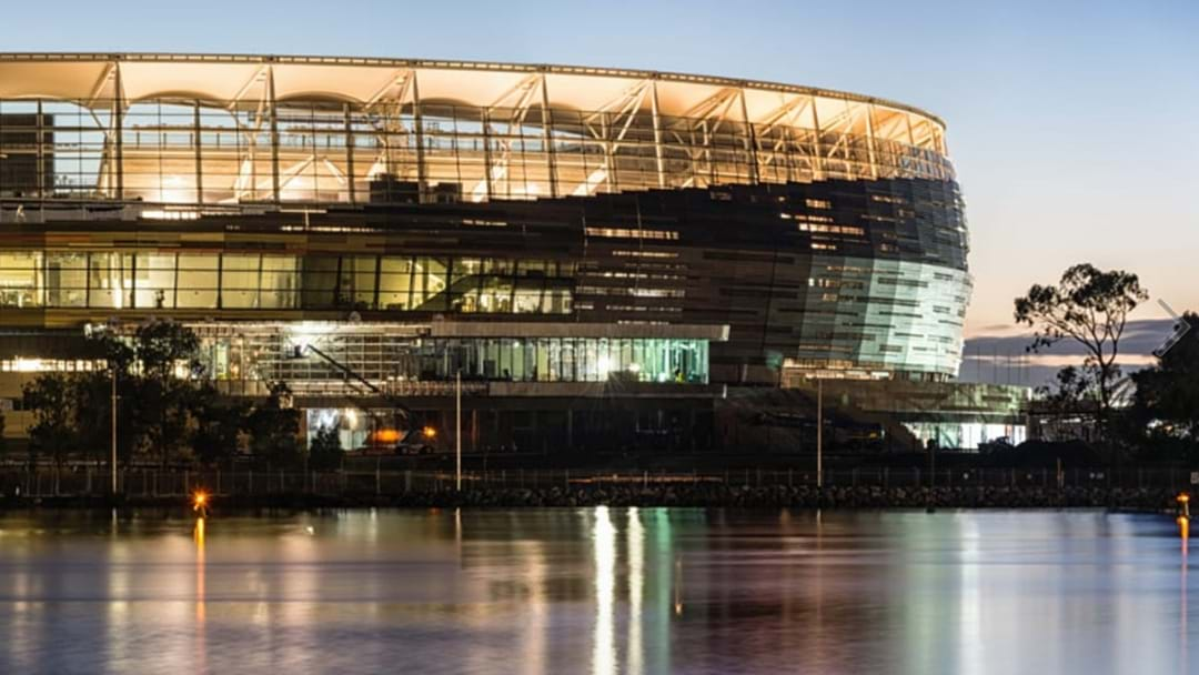 West Coast Finally Agree To Terms To Play At New Perth Stadium