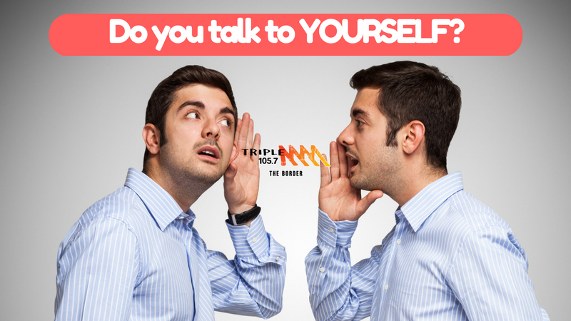 Article heading image for Do you talk to yourself?