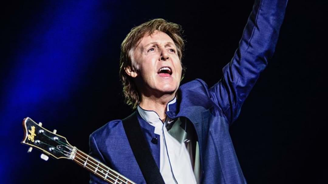 Paul McCartney Gives Aussie Fans More