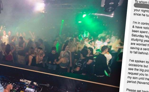 Article heading image for Melbourne Mum Tries To Get Her Son Banned From Nightclub