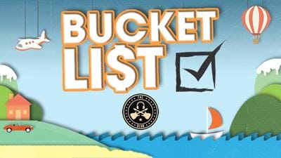 Tick Off Your Bucket List