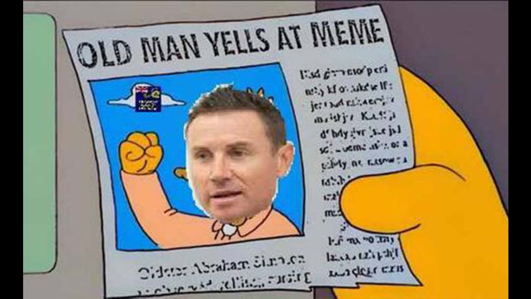 An MP Has Spent Today Arguing With A Simpsons Meme Page For Some Reason