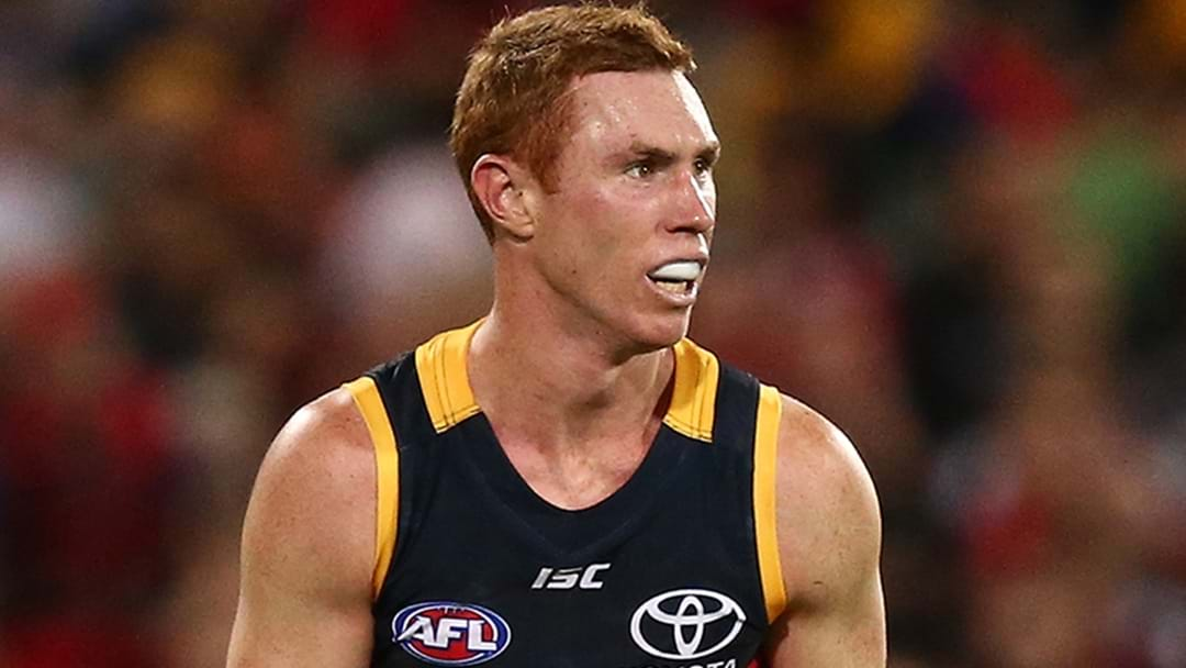Jars' Mail: Tom Lynch Is OUT For Round 1
