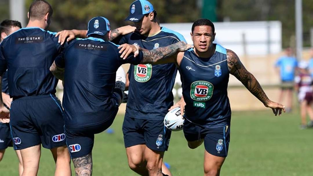 New Injury Threatening To Derail Tyson Frizell's Origin Campaign
