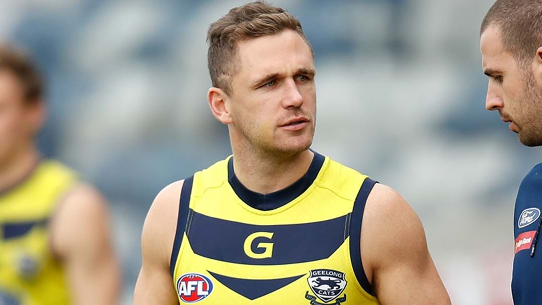 Joel Selwood Out Of Tonight's Clash