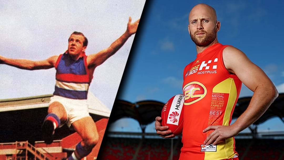 The Piece Of History That Gary Ablett Shares With Ted Whitten