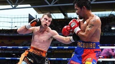 Jeff Horn Defeats Manny Pacquiao