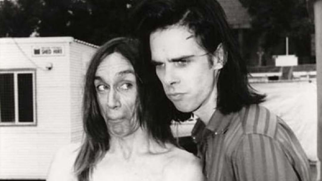WATCH: Iggy Pop And Nick Cave Team Up For New Song
