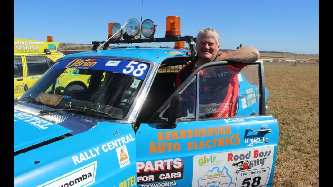 Darling Downs Rally Crews Ready to Tackle Big Adventure