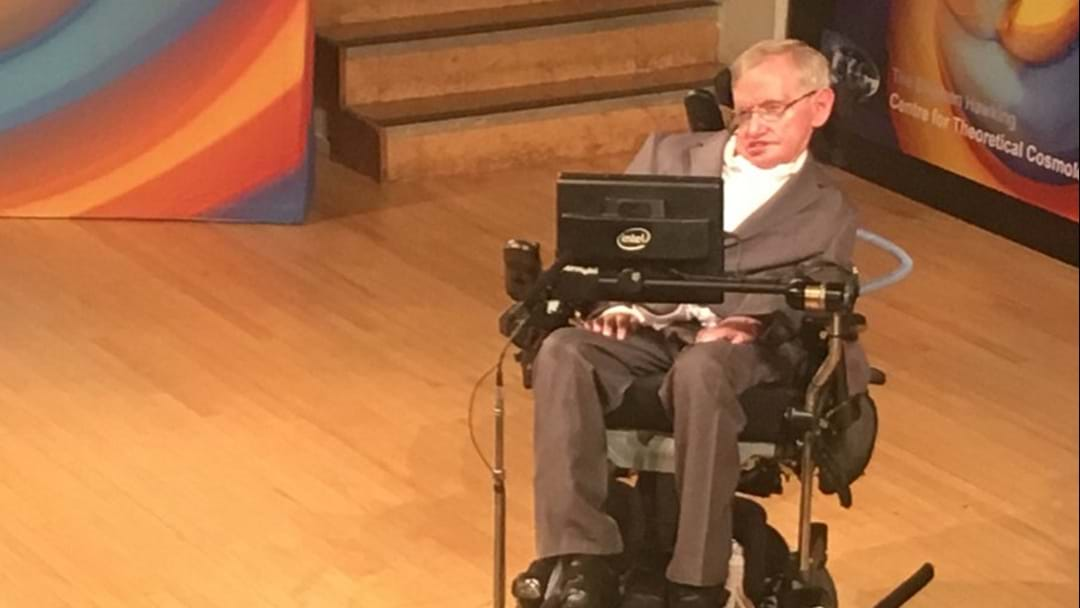 Stephen Hawking Fears Trump Climate Stance 'Could Push Earth Over The Brink'