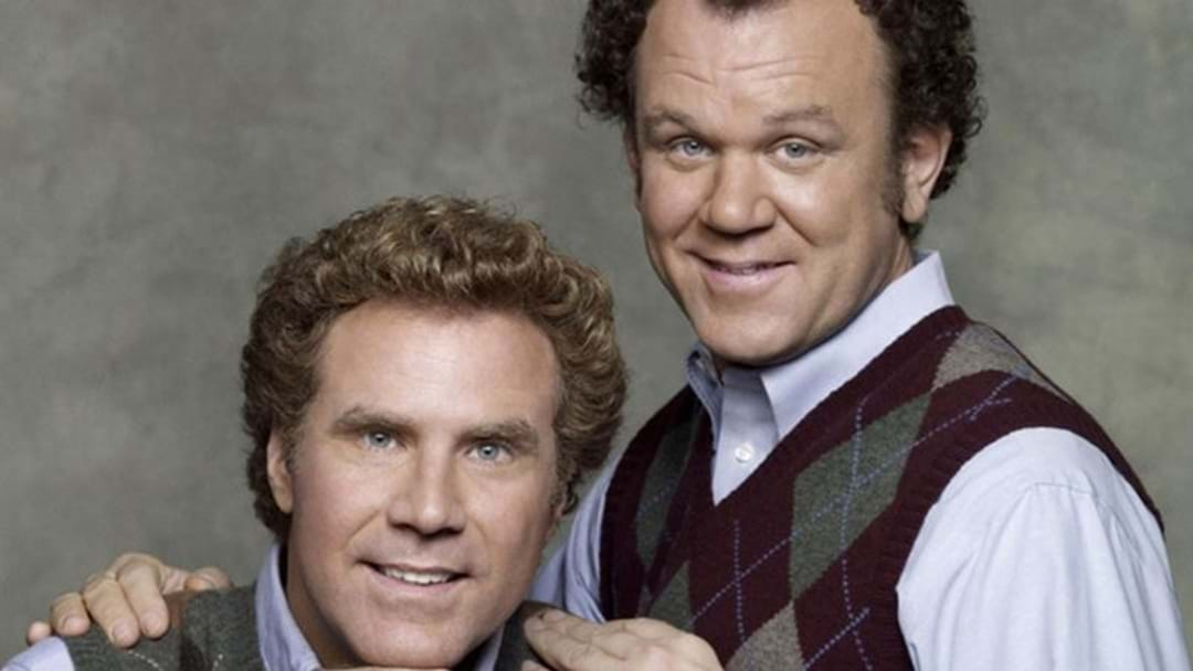 Will Ferrell Just Dropped Some Awesome News About Step Brothers 2!!
