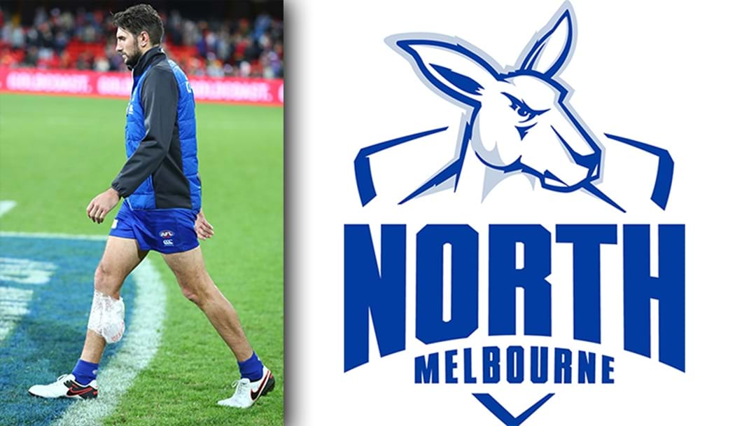 Triple Injury Blow For North Melbourne