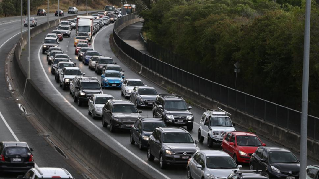 RACQ Slams Govt For 'Forgetting' The Centenary, As Congestion Reaches Crisis Level