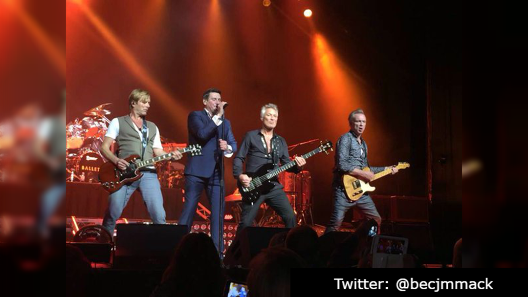 Tony Hadley Calls Time On Spandau Ballet