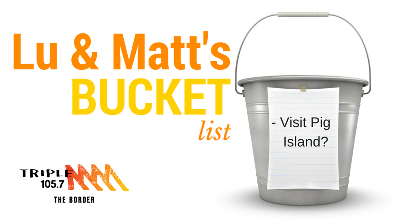 Article heading image for What's on your Bucket List?