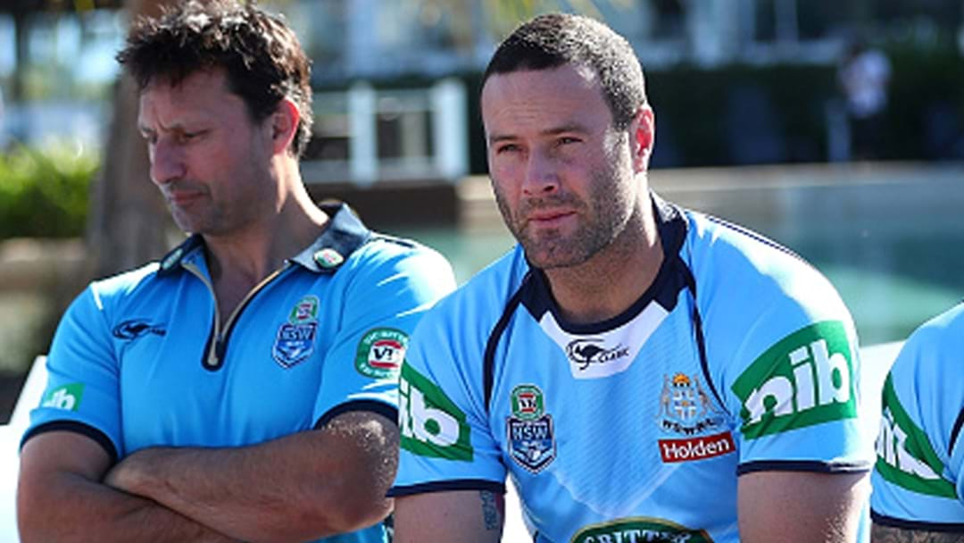 Boyd Cordner To Complete First Origin Training Session