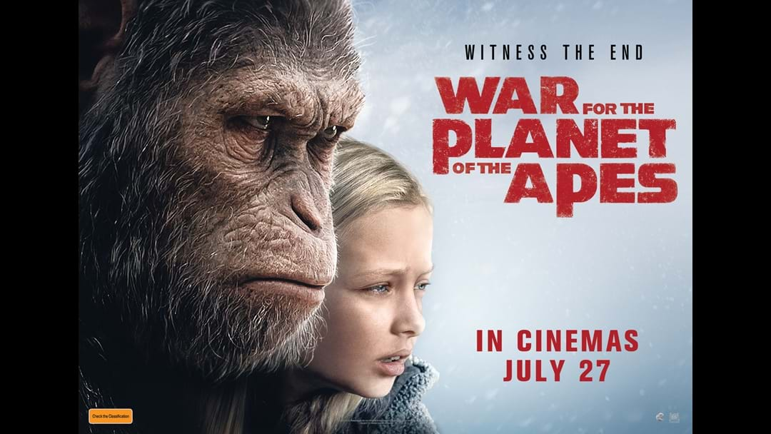 Want to be the first to see War for the Planet of the Apes?