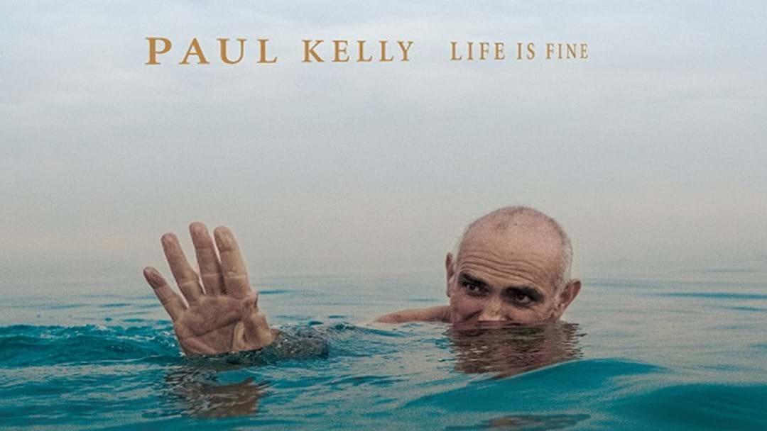 Paul Kelly Lands Highest Selling Album of 2017