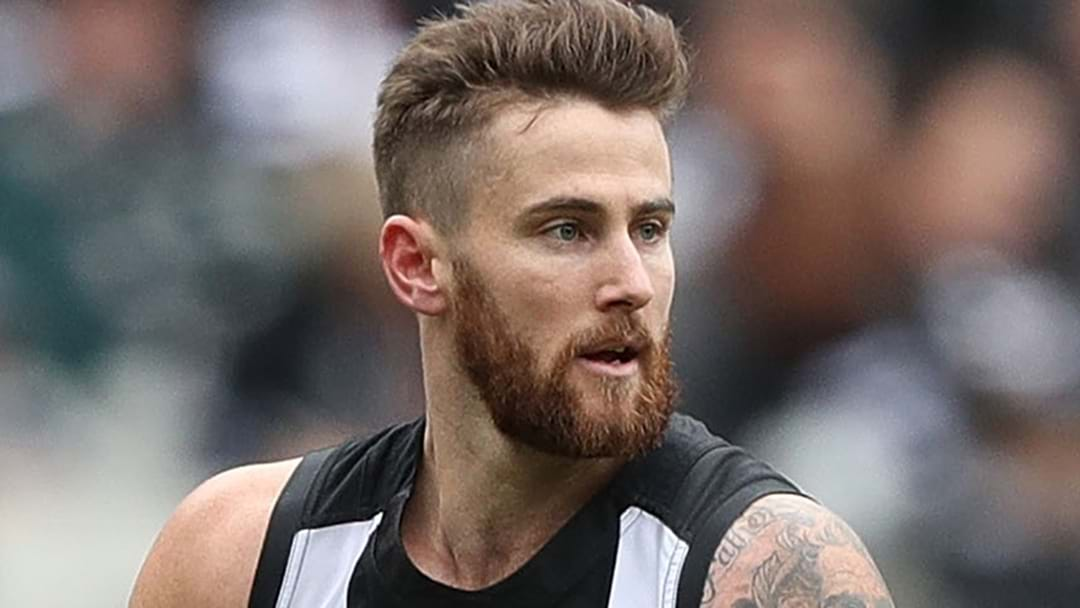 Jeremy Howe A Late Out For Collingwood