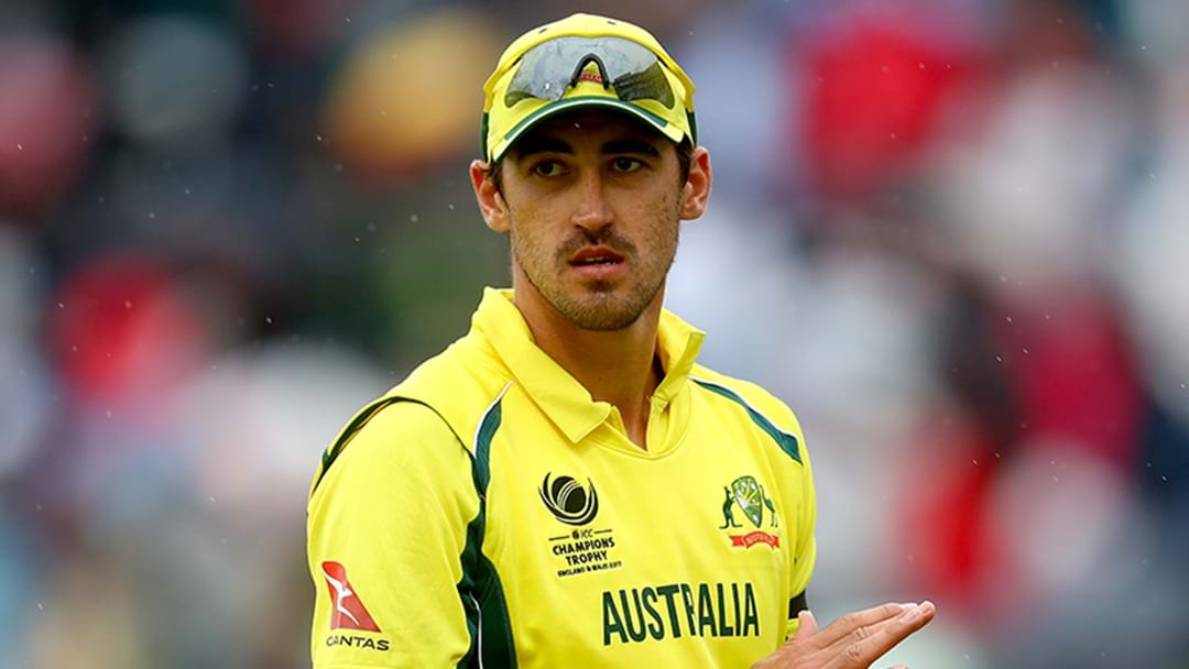 Mitchell Starc Forces Cricket Pay Deal To Take Another Turn