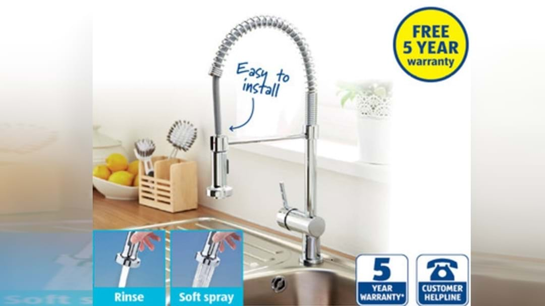 Fears Aldi Tap Is Contaminating Water To Extremely Unsafe Levels