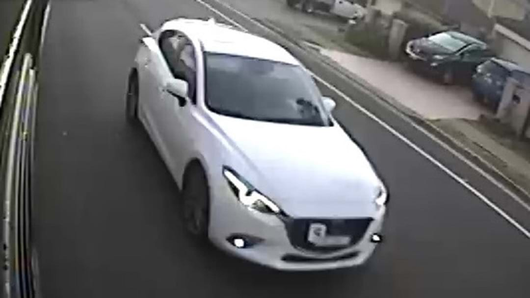 White Car Linked To Callous Murder Of Sydney Teen