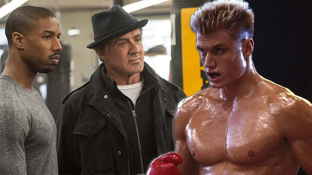 Sylvester Stallone Hints At Return Of Ivan Drago in 'Creed 2'