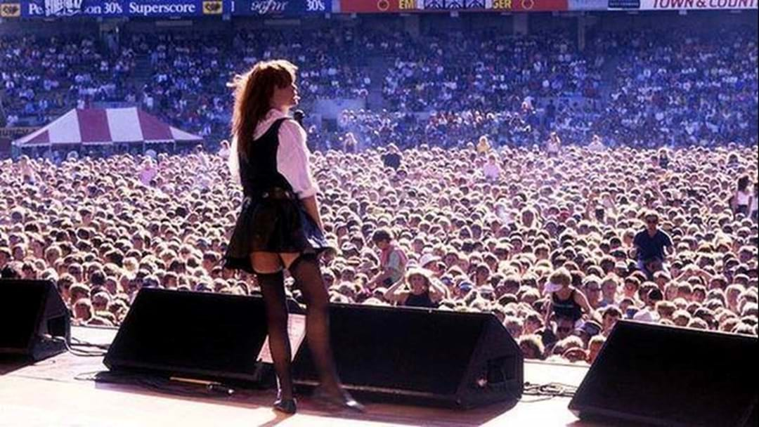 Divinyls Played A One Off Reunion Show Yesterday