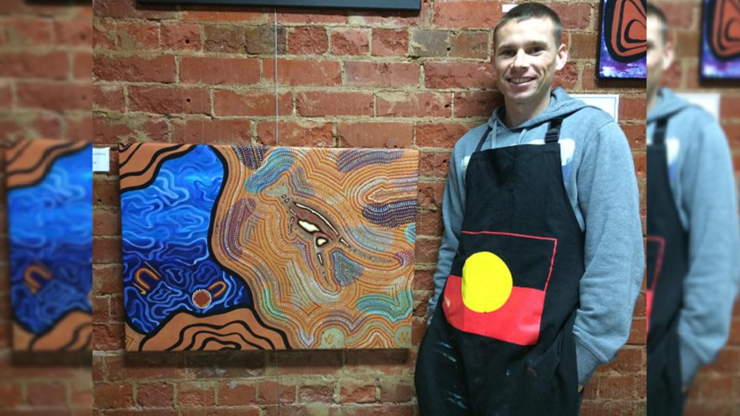 Will Carter Wiradjuri Artist and Craftsman