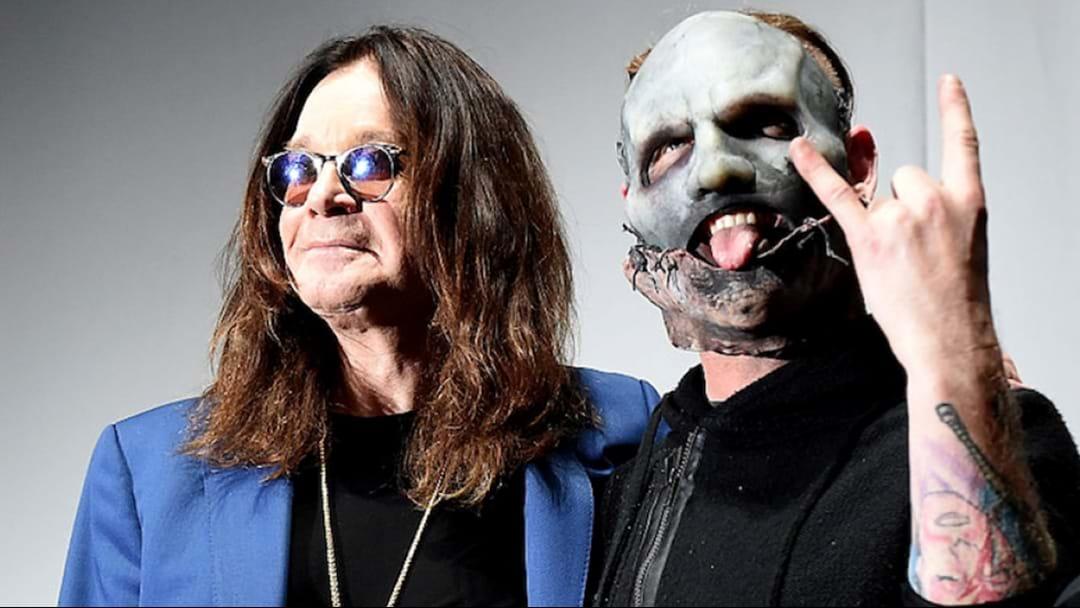 Ozzy Osbourne & Corey Taylor Announce MASSIVE Festival Line Up