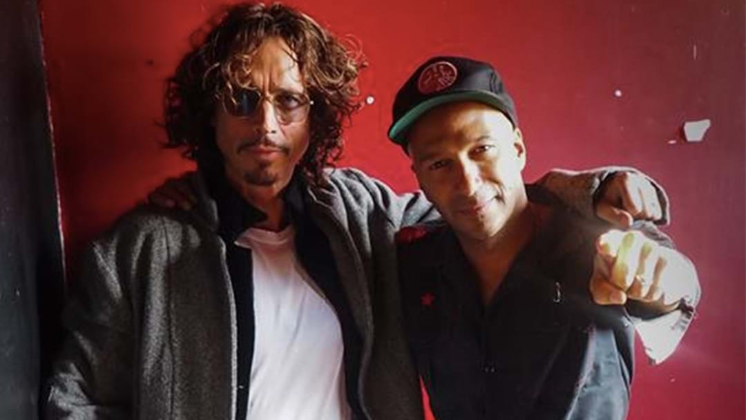 Read Tom Morello's Touching Open Letter To Chris Cornell
